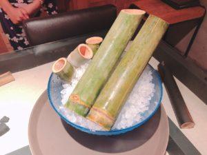 S  1007671 300x225 - (BKKグルメ)囲炉裡十番で新鮮な魚と日本食ディナー