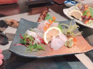 S  1007672 300x225 - (BKKグルメ)囲炉裡十番で新鮮な魚と日本食ディナー