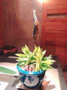 S  1007675 225x300 - (BKKグルメ)囲炉裡十番で新鮮な魚と日本食ディナー