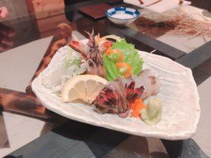 S  1007676 300x225 - (BKKグルメ)囲炉裡十番で新鮮な魚と日本食ディナー