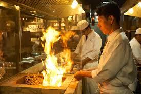 download 2 - (BKKグルメ)囲炉裡十番で新鮮な魚と日本食ディナー