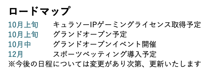 3bf442fe5c394af17b9c4524b95a2627 1 - 『ラピンベットライセンスやロードマップ本格始動間近』